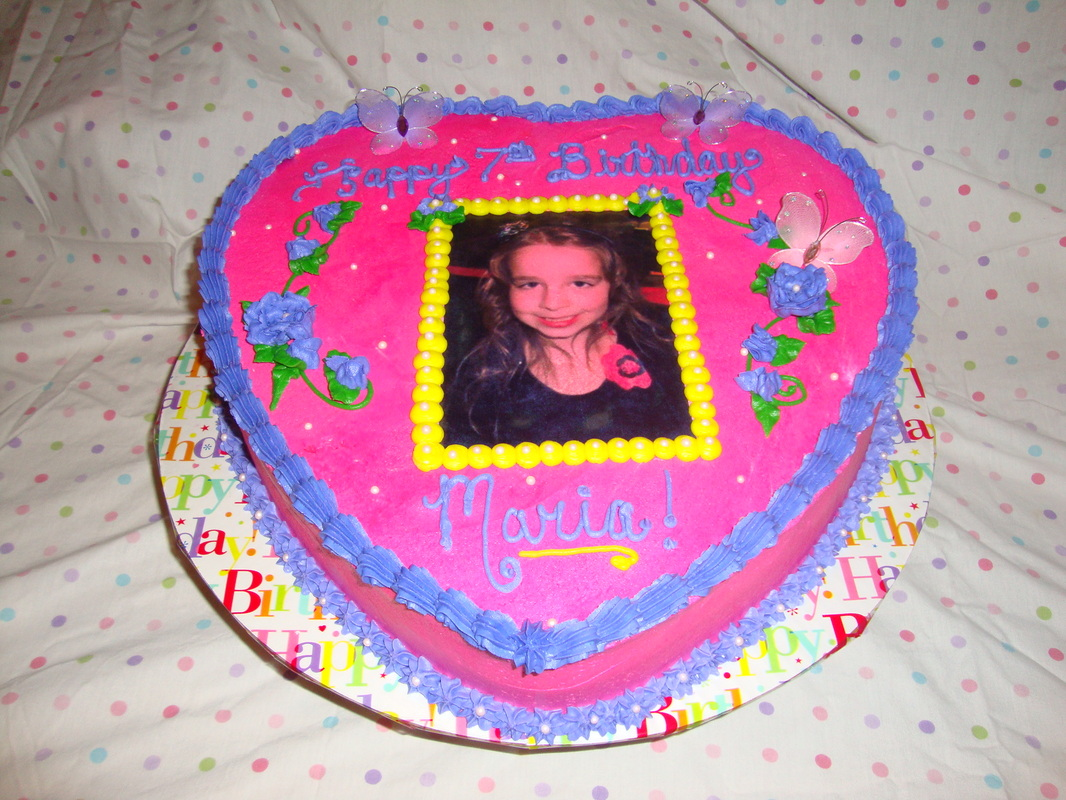 Edible Images - Creative Cakes By Melissa LLC